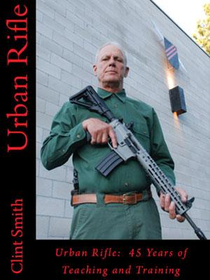 Urban Rifle Book Front Cover