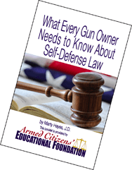 What Every Gun Owner Needs to Know About Self-Defense Law (ACLDN)